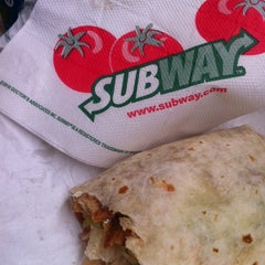 Photo taken at SUBWAY by Chef F. on 9/16/2014