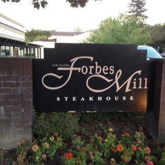 Photo taken at Forbes Mill Steakhouse by Saeed A. on 8/28/2013
