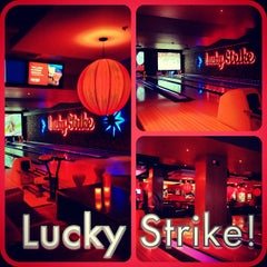 Photo taken at Lucky Strike Phoenix by Ross S. on 2/16/2013