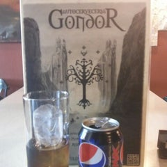 Photo taken at Cervecería Gondor by Victor on 11/29/2013