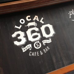 Photo taken at Local 360 by Giti S. on 12/23/2012