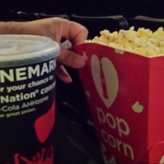 Photo taken at Cinemark Movies 12 by Thomas P. on 6/25/2014
