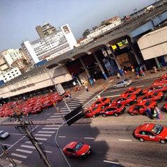 Photo taken at Estação Rodoviária de Porto Alegre by Aleco M. on 3/2/2013