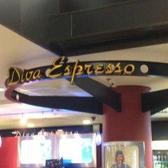 Photo taken at Diva Espresso by Jared K. on 7/4/2013