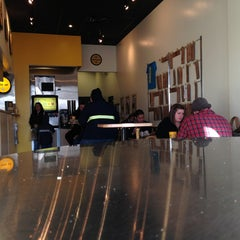 Photo taken at Which Wich? Superior Sandwiches by Mr. E. on 1/21/2013