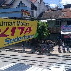 Photo taken at Warung Kita Sederhana by daroe h. on 6/18/2013