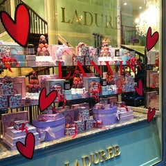 Photo taken at Ladurée by Angelo M. on 10/9/2012