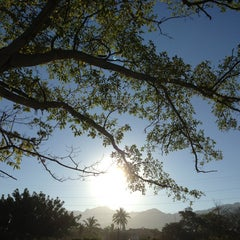 Photo taken at Parque Los Sauces by Sigifredo V. on 3/29/2013