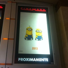 Photo taken at Cinemark City Mall by Charlie E. on 7/10/2013