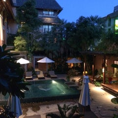 Photo taken at Tana Boutique Hotel by Anton B. on 9/23/2014