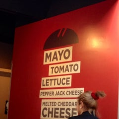 Photo taken at Smashburger by Jay W. on 11/14/2013
