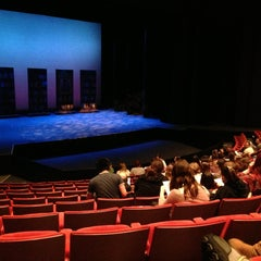 Photo taken at Krannert Center For The Performing Arts by Laura W. on 1/12/2013