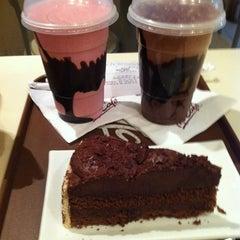 Photo taken at McCafé by Alexsander F. on 12/26/2012