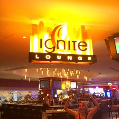 Photo taken at Ignite Lounge by Brett D. on 7/31/2014