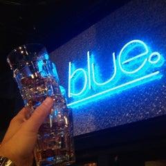 Photo taken at Blue Tapas Bar & Cocktail Lounge by Filip R. on 9/28/2012