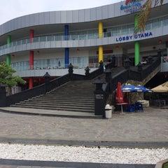 Photo taken at Mata Elang International Stadium (MEIS) by jasika l. on 2/12/2015