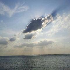 Photo taken at Al Dar Island by Hasan A. on 12/3/2012