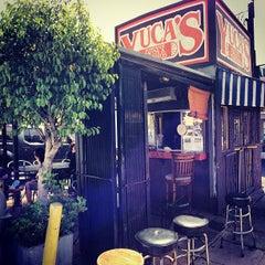 Photo taken at Yuca's Taqueria by Rylan C. on 3/29/2013