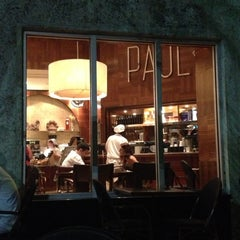 Photo taken at Paul Bakery Cafe by Ira L. on 4/30/2013