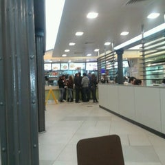 Photo taken at McDonald's by Andres L. on 10/6/2012