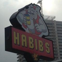 Photo taken at Habib's by John K. on 6/12/2013