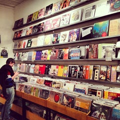 Photo taken at Other Music by Simon C. on 3/27/2013