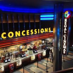 Photo taken at Regal Cinemas E-Walk 13 & RPX by Jeffrey P. on 1/23/2013