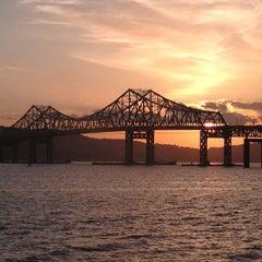 Photo taken at Tappan Zee Bridge by Jeffrey P. on 6/24/2013