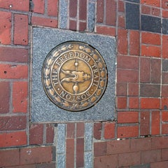 Photo taken at The Freedom Trail by Alex B. on 11/3/2012