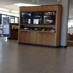 Photo taken at Larry H. Miller Lexus of Lindon by Pete C. on 10/7/2013