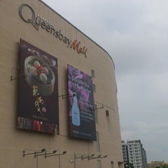 Photo taken at Queensbay Mall by Ameer H. on 9/16/2012