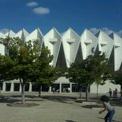 Photo taken at Hampton Coliseum by Licia M. on 9/30/2012