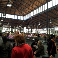Photo taken at Mercado Central de Almería by Luis T. on 11/29/2012