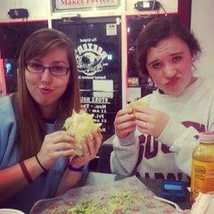 Photo taken at Beezer's Gourmet Sandwich Shop by Rachel J. on 11/7/2013