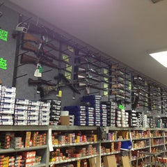 Photo taken at Larry's Pistol and Pawn by Cathryn B. on 1/17/2013