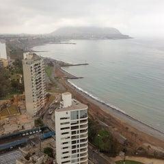 Photo taken at JW Marriott Hotel Lima (Executive Lounge) by Panagis V. on 10/22/2012