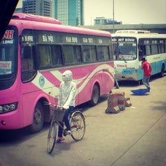 Photo taken at Bến Xe Mỹ Đình (My Dinh Bus Station) by Алексей О. on 4/30/2013