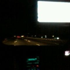 Photo taken at Autopista SJR - Palmillas by Ixel V. on 1/28/2013