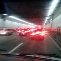 Photo taken at Thomas P. O'Neill Jr. Tunnel by Matthew K. on 10/31/2013