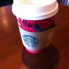 Photo taken at Starbucks by Mandy G. on 11/13/2012
