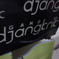 Photo taken at Depot Gang Djangkrik by Feby R D. on 6/8/2013