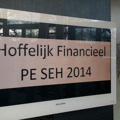 Photo taken at Van der Valk Hotel Rotterdam-Blijdorp by Arie B. on 12/16/2014