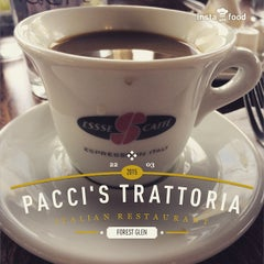 Photo taken at Pacci's Trattoria by Riley L. on 3/22/2015
