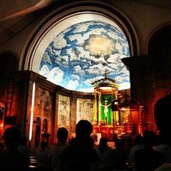 Photo taken at St John the Baptist Parish Church by Boloie L. on 9/4/2013