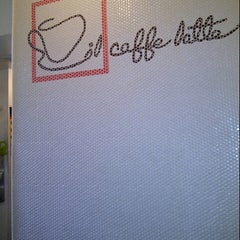 Photo taken at Il Caffe Latte by D. on 12/2/2012