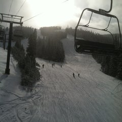 Photo taken at Winter Park Resort by Trisha N. on 12/25/2012