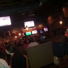 Photo taken at Brick House Tavern + Tap by Lamarque P. on 2/27/2013