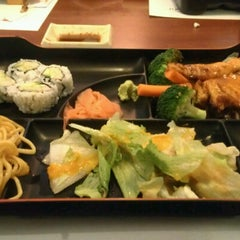 Photo taken at Asahi Japanese Restaurant by Cherie S. on 11/21/2012