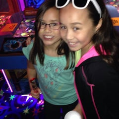 Photo taken at X-site Laser Tag & Games by Gina M. on 3/15/2014