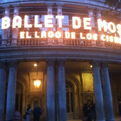Photo taken at Teatre Coliseum by Christian A. on 5/29/2013